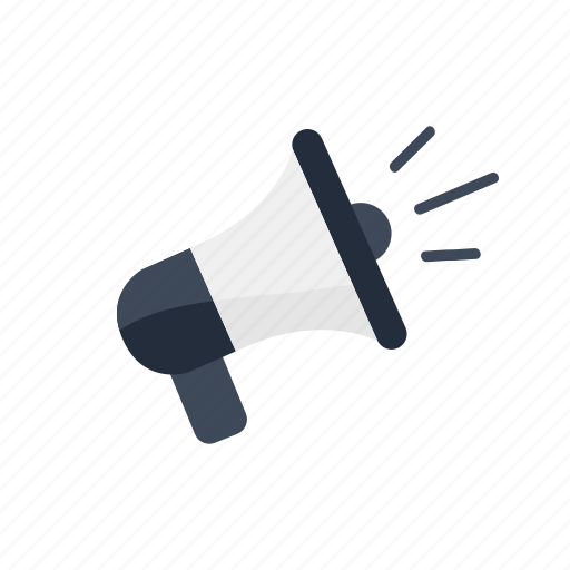 advertising, audio, broadcast, marketing, megaphone, speaker, web icon