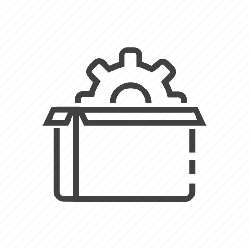 business, finance, optimization, package, seo, services icon
