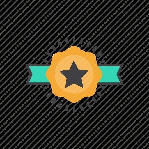 Award, badge, best, medal, reward, winner icon - Download on Iconfinder