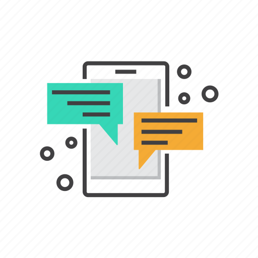 chating, communication, interaction, interface, message icon