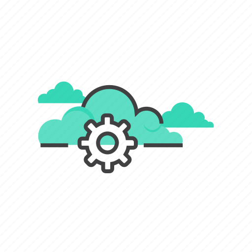 Cloud, computing, data, database, storage icon - Download on Iconfinder
