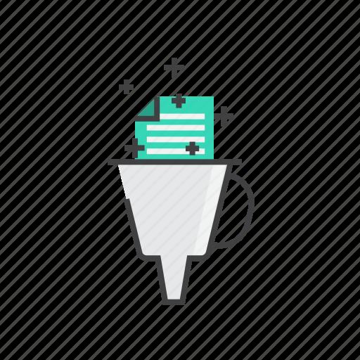 data, database, info, information, storage icon