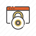data, protection, database, lock, password, safety, security