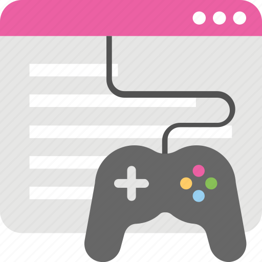 app development, game app, game development, gamepad, video game icon
