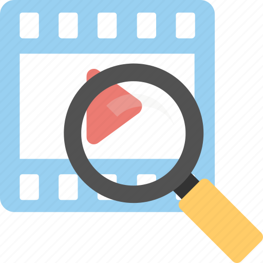 e marketing, multimedia, online video, search video, video marketing icon