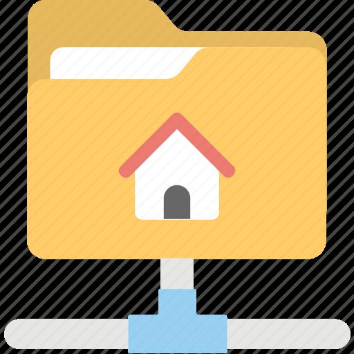content sharing, folder connectivity, folder sharing, network folder, server storage icon