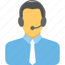 client support, customer representative, customer support, help center, helpline icon