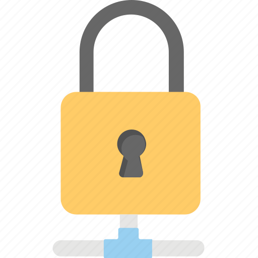 cybersecurity, data security, network protection, network security, networking icon