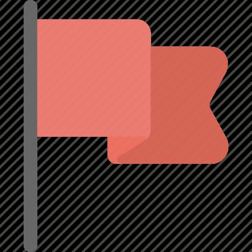 Destination flag, emblem, ensign, flag, national flag icon - Download on Iconfinder