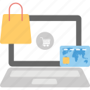 ecommerce, online payment method, online shopping, online store, shopping website icon