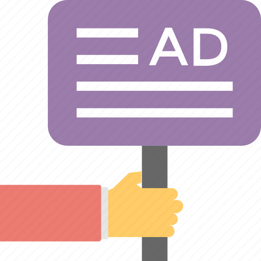 advertising, billboard, marketing, marketing campaign, publicity icon