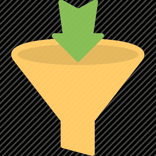 conversion marketing, funnel, inbound marketing, sales funnel, seo icon
