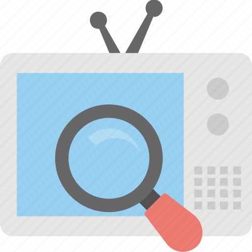 channel ranking, channel rating, search channel, television, tv troubleshooting icon