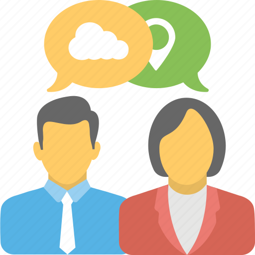 communication, consulting, discussing, speech, talk icon