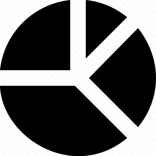 chart, graph, infographic, pie, pie graph icon