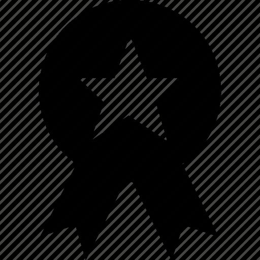 badge, insignia, premium, quality, star badge icon