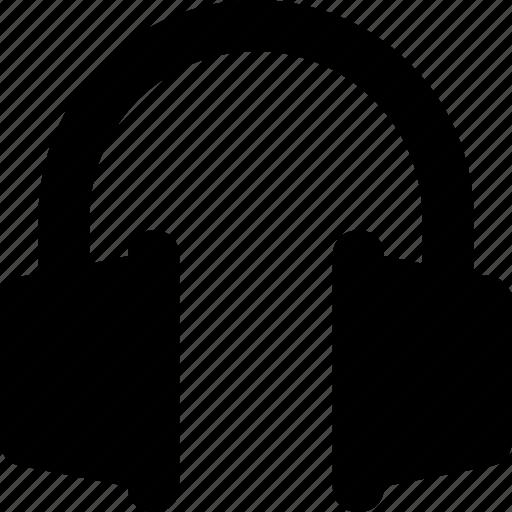 customer service, earphones, headphone, music, telemarketing icon