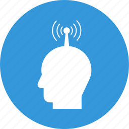 antenna, communication, connection, internet, link, network, radio icon