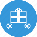 box, delivery, gift, package, seo package, shipping icon