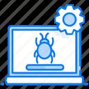 bug fixing, fix repair, insect fixing, seo spider, virus fixing