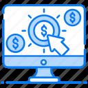 cost per click, digital advertising, online marketing, pay per click, ppc