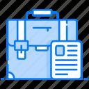 bag, baggage, briefcase, documents bag, portfolio, suitcase