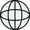 country, location, map, navigation, world icon