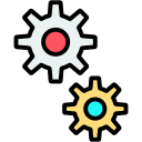 cog, cogwheel, configuration, experiment, gearwheel, mechanism, preferences icon