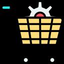 basket, ecommerce, online, shopping