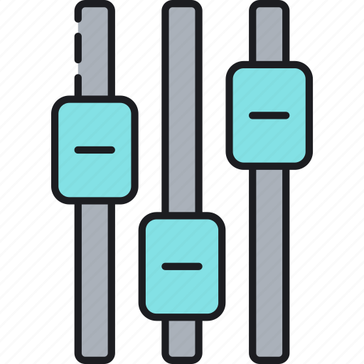 adjust, campaign, equalizer, feature, option, setting, tweak icon