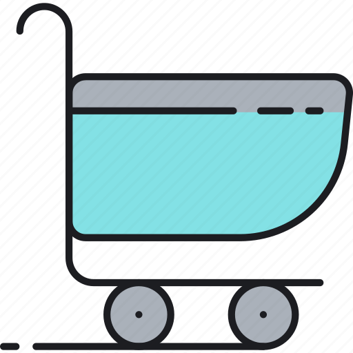 basket, cart, commerce, ecommerce, online, shopping, solutions icon