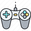 console, controller, development, game, gaming, play, ps4 icon