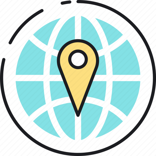 global, international, local, location, marker, pin, search icon