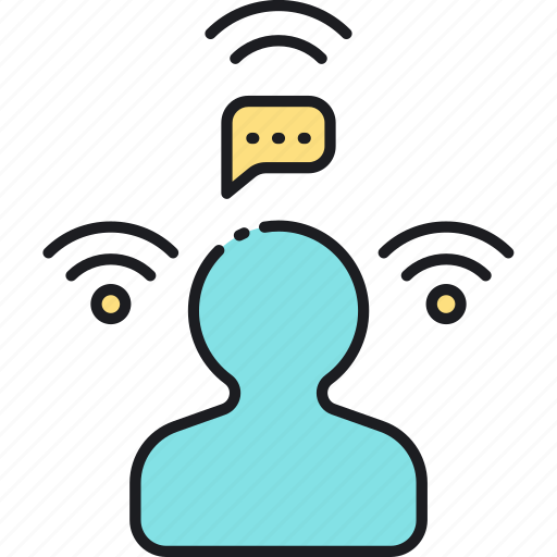 communication, marketing, media, sharing, signal, social icon