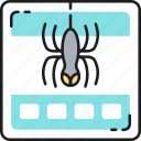 bot, crawler, index, robot, search, spider, web icon