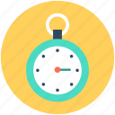 c, chronometer, stopwatch, timekeeper, timepiece, timer icon