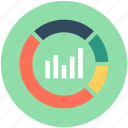 business chart, chart, graph, infographic icon