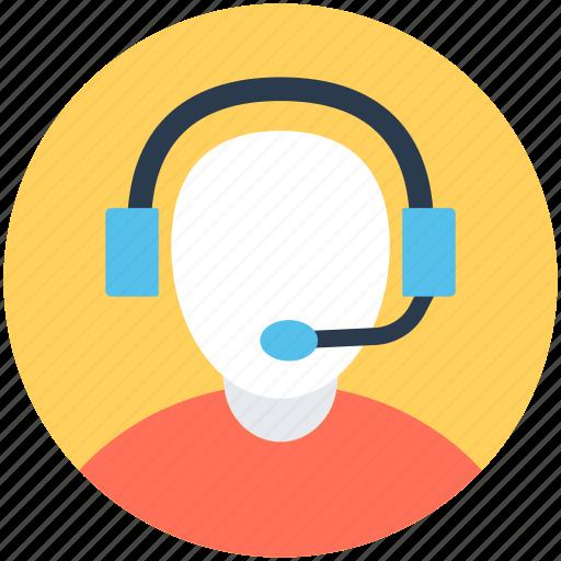 client support, customer representative, customer support, help center, helpline, online support icon