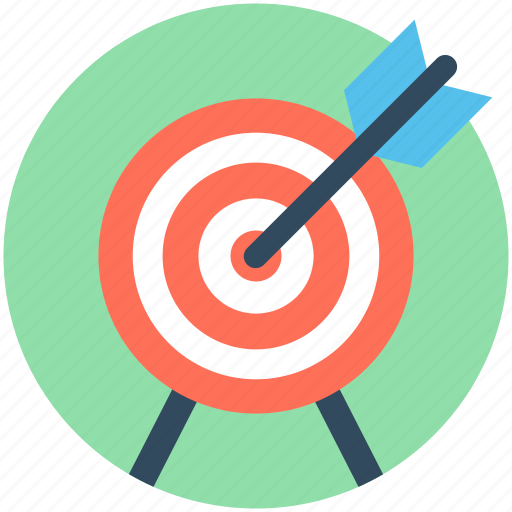 Achievement, dartboard, goal, success, target icon - Download on Iconfinder