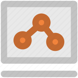 connection, connectivity, network, share, share sign icon