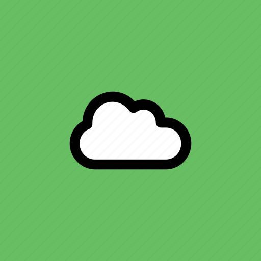 cloud, cloudy weather, forecast, sky cloud, weather icon