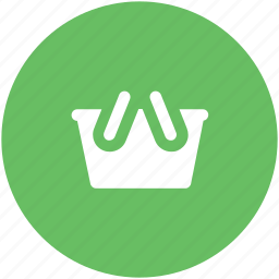 basket, hamper, purchase, shopping, shopping basket icon