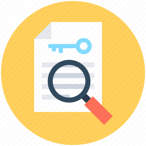 find keyword, keywords, meta tags, seo, seo tags icon