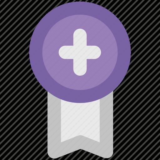 award medal, medal, prize, reward ribbon, ribbon badge icon