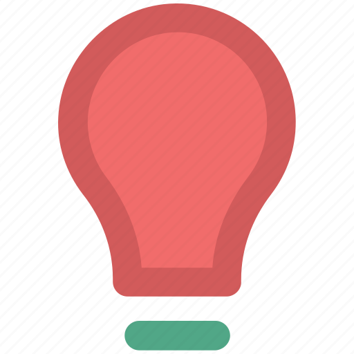 bulb, electric bulb, light, light bulb icon