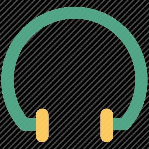 earbuds, earphones, handsfree, headphone, microphone icon