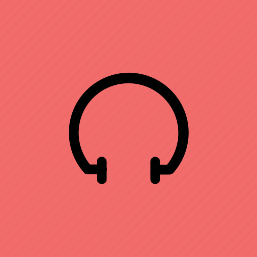 earbuds, earphones, handsfree, headphone, microphone icon