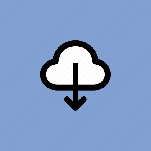 cloud download, cloud downloading, cloud transfer, download, icloud icon