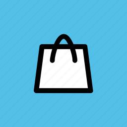 bag, carryall bag, shopping bag, shoulder bag, tote icon