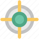 aim, business aim, crosshair, financial target, focus, target icon